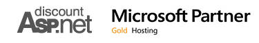 DiscountASP.NET - Microsoft Gold Partner