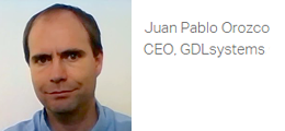 Juan Pablo Orozco of GDL Systems